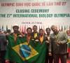 Brasil é bronze na Olimpíada Internacional de Biologia