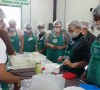 Curso de Derivados do Leite oferecido pelo Sindicato Rural surpreende participantes