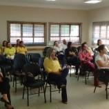 Secretaria de Saúde realiza oficina de aperfeiçoamento profissional