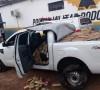Polícia Militar Rodoviária apreende 990 kg de maconha na MS-164