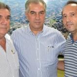 MBC – Maracaju Basquete entrega Projeto ao Governador Reinaldo Azambuja
