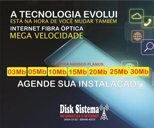 Disk Sistema Fibra