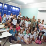 Bombeiros realiza reuniões visando projeto Bombeiros na Escola
