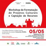 """""""Concertos IHARA"""" leva workshop sobre formatação de projetos culturais a Maracaju"""