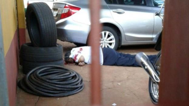 Maracaju: Policial aposentado é fuzilado no centro