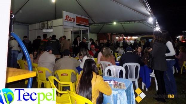 Expomara: Tecnomaac Stara realiza jantares com Fert Flora, Kanadá e Soma