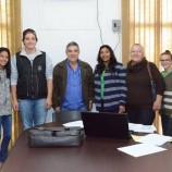 Alunos desenvolvem projeto Tecendo Amanhã na escola Manoel Ferreira de Lima