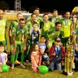 Santa Clara conquista o Campeonato Amador Veterano