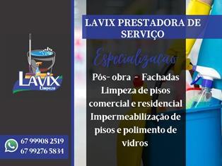 LAVIX DOURADOS